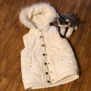 Childrens Place puffer vest